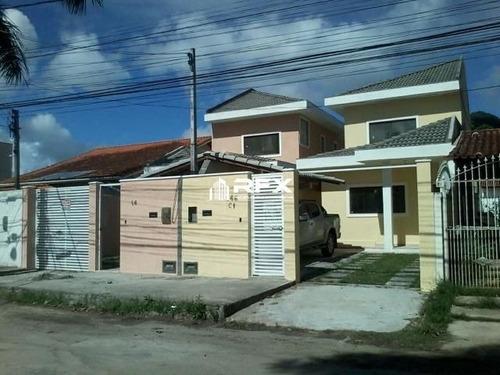 Casa Com 4 Dormitórios À Venda - Itaipu, Niterói/rj - Cav22028