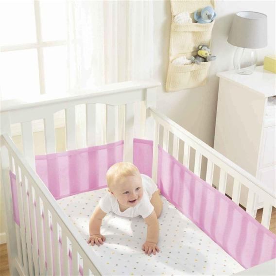 Tela Respirável Ajustável - Breathable Baby