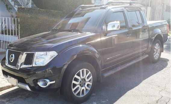Nissan Frontier 4x4 Diesel Automático Segundo Dono