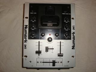 Mixer Numark Im1 Dos Canales, Dock iPod