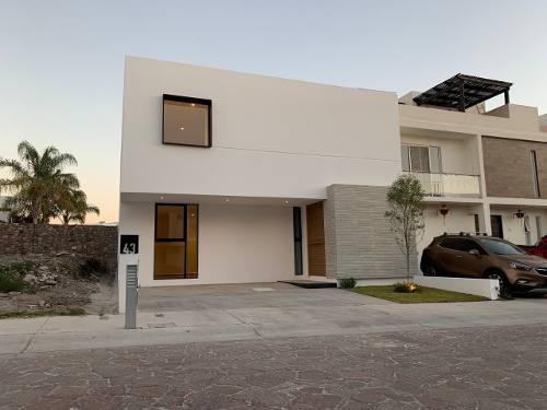 Venta Casa Nueva Amplia Y Exclusiva Cañadas Del Lago Privada