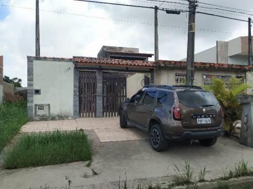 Casa No Bairro Cibratel Lado Praia Em Itanhaém Sp - 6612 Npc