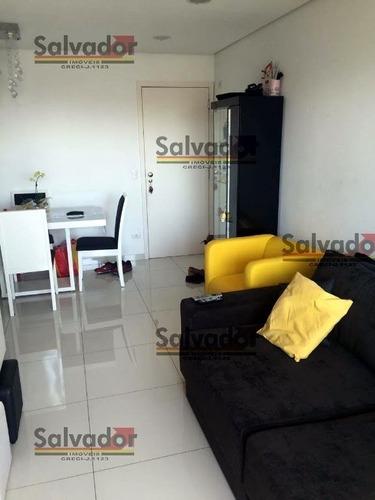 Apartamento Rua Manoel Carneiro Silva - Cursino - São Paulo - 7396