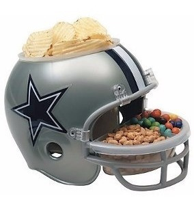 Casco Botanero Nfl Vaqueros Dallas Cowboys