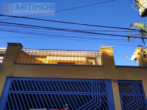 Imagem 1 de 30 de Casa Para Venda, 3 Dormitórios, Jardim Bonfiglioli - São Paulo - 3467