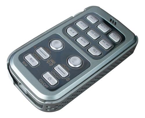 Imagen 1 de 5 de Control Remoto Inhalambrico Para Altavoz Federal As920/as940