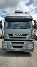 Iveco Caminhão Teto Alto Trucado 6x2