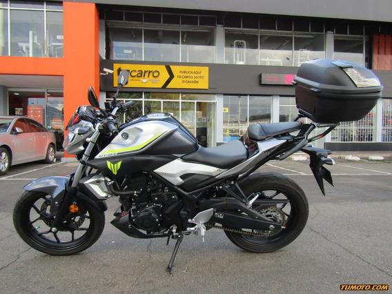 Motos Yamaha Mt 03