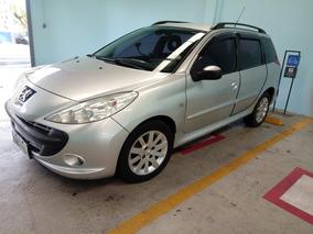 Peugeot 207 Sw 1.6 16v Xs Flex Aut. 5p 2010
