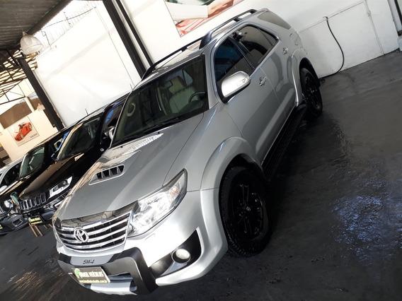 Toyota Sw4 2.7 Sr 5l 4x2 Flex 5p 2013