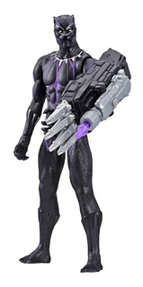 Muñeco Articulado Black Panther Titan Hero Power Fx E3306