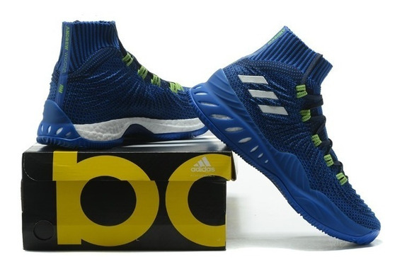 Tênis adidas Explosive Boost Azul Shoes Original