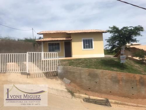 Casa Em Recanto Dos Eucalíptos  -  Paty Do Alferes - 2991