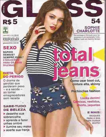 Revista Gloss-54/2012 - Sophie Charlotte/malu Magalhães