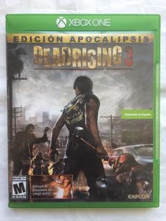 Dead Rising 3 Xbox One. Envíos Todo Chile
