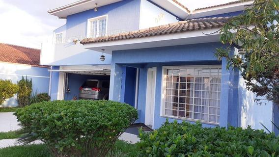 Casa Com 3 Dormitórios À Venda, 350 M² Por R$ 1.550.000 - Uvaranas - Ponta Grossa/pr - Ca0330
