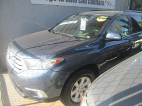 Toyota Highlander 3.5 Limited Mt 2011