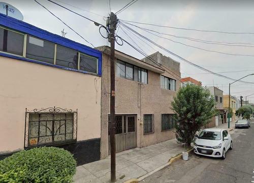 Imagen 1 de 10 de Venta De Remate Bancario Casa En Alcaldía Gustavo A. Madero
