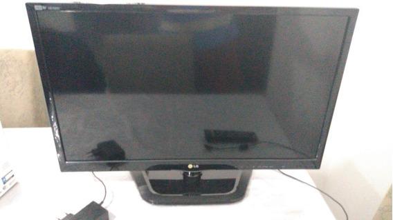 Tv Monitor LG - Preto Led 28