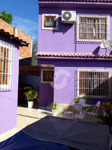 Casa Residencial À Venda, Itaúna, São Gonçalo. - Ca1661