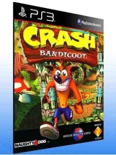 Crash Bandicoot 1 Ps3 Em Oferta
