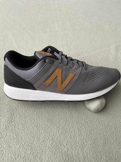 Tênis New Balance 24 Cinza