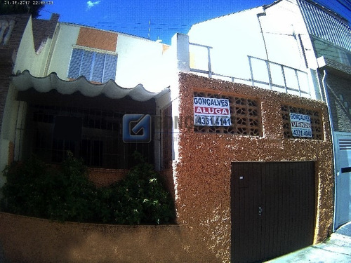 Locação Sobrado Sao Bernardo Do Campo Centro Ref: 36740 - 1033-2-36740