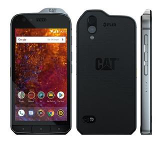 Smartphone Caterpillar Cat S61 4gb/64gb Lte Dual Tela 5.2