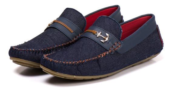 Sapato Mocassim Infantil E Adulto Kapell Em 12x S/juros