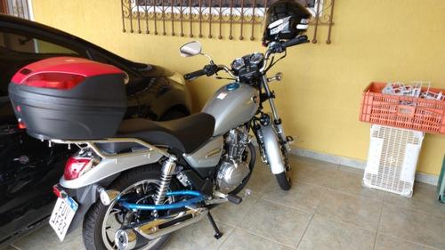 Moto Suzuki Haojue 150 Cilindradas Jtz Copper Rc