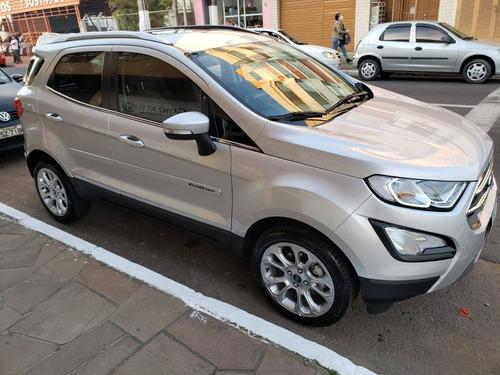 Imagem 1 de 4 de Ford Ecosport 1.5 Ti-vct Flex Titanium Automático