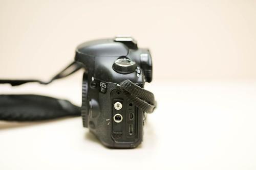 Câmera Canon Eos 7d