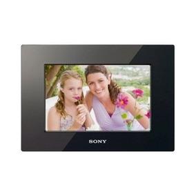 Porta Retrato Digital Sony Dpf-d810