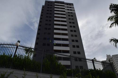 Apartamento Com 3 Dormitórios À Venda, 85 M² Por R$ 751.300,97 - Vila Brandina - Campinas/sp - Ap6673