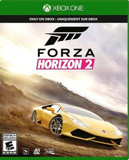 Forza Horizon 2 Xbox One Nuevo Y Sellado (en D3 Gamers)