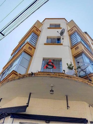 Studio Com 1 Dormitório À Venda, 50 M² Por R$ 420.000,00 - Campos Elíseos - São Paulo/sp - St0142