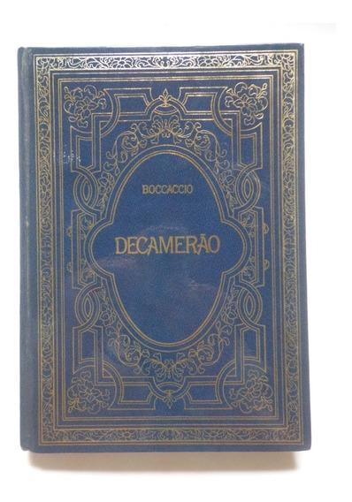 Decamerão - Giovanni Boccaccio ( Abril Cultural ) Em 2 Vol.