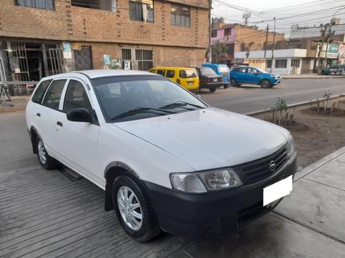 Imagen 1 de 6 de Nissan Station Wagon Ad Dual Gnv Caja Automatica Motor 1500