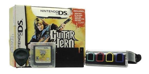 Guitar Hero On Tour Ds Mídia Física Pronta Entrega
