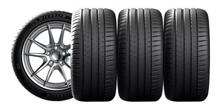 Kit X2 Neumáticos 255/55-20 Michelin Pilot Sport 4 Suv 110y