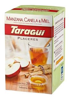 Té Taragüi Placeres Manzana, Canela Y Miel