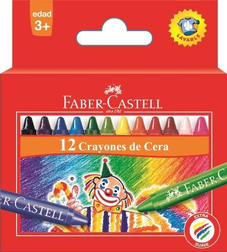 Crayones Faber Castell X12