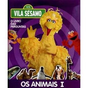 Vila Sésamo O Livro Das Perguntas - Os A Editora Folio