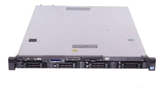 Servidor Dell R410 Sixcore 32gb 2hd 2tera Até 12x S/juros