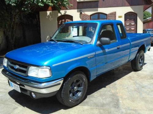 Ford Ranger Cabine Estendida Stx 4.0 V6