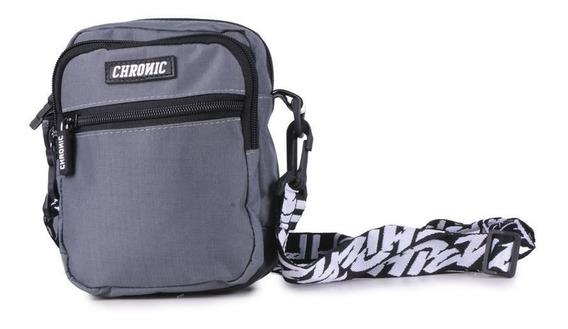 Shoulder Bag Compton Pochete Mini Bolsa Lateral Original