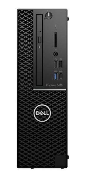 Workstation Dell Precision 3430 Sf I7-8700 1tb 8gb 2gb Win10