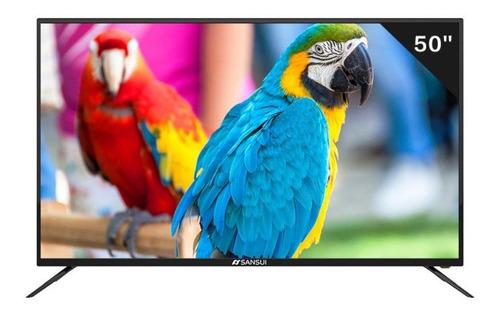 """Smart TV Sansui SMX5019USM LED 4K 50"""""""