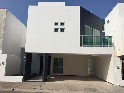 Casa En Venta Sobre Riviera Veracruzana En Lomas Del Sol