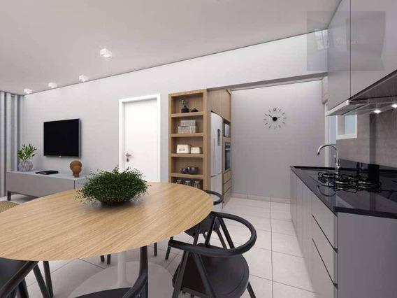 Apartamento Com 2 Dormitórios À Venda, 84 M² Por R$ 736.908 - Perdizes - São Paulo/sp - Ap1984